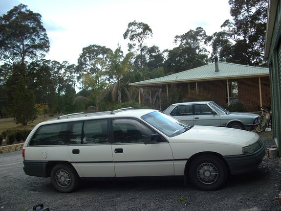 Another Schmoburger 1989 Holden Commodore post... - 8669825