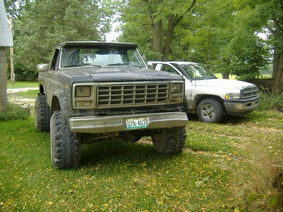 Monster85Ford 1985 Ford F150 Regular Cab Specs, Photos ...