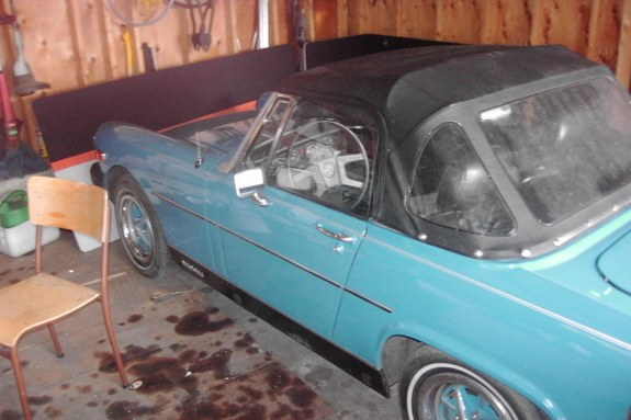 Another 1991hiluxsurf 1979 MG Midget post... - 8673630