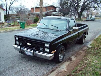 Another blue_chevy_86 1986 Chevrolet C/K Pick-Up post... - 8674533