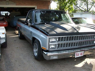 Another blue_chevy_86 1986 Chevrolet C/K Pick-Up post... - 8674534
