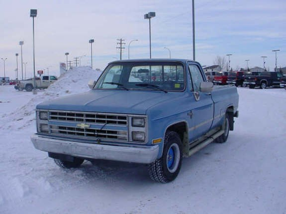 Another blue_chevy_86 1986 Chevrolet C/K Pick-Up post... - 8674538