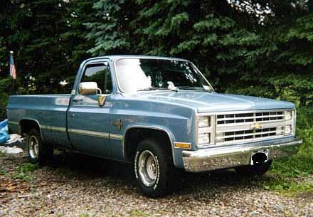 Another blue_chevy_86 1986 Chevrolet C/K Pick-Up post... - 8674730