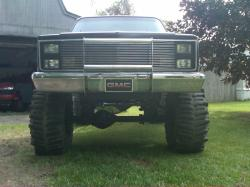 GCountry 1985 GMC Sierra (Classic) 2500 HD Regular Cab