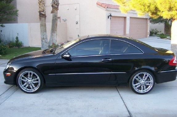 Another 04BrabusCLK 2004 Mercedes-Benz CLK-Class post... - 8677556