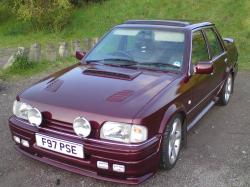 madle 1988 Ford Orion