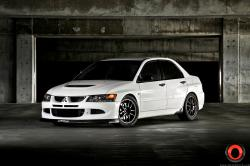 wessides 2005 Mitsubishi Lancer