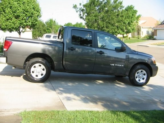 Another firedog25 2006 Nissan Titan Crew Cab post... - 8677625