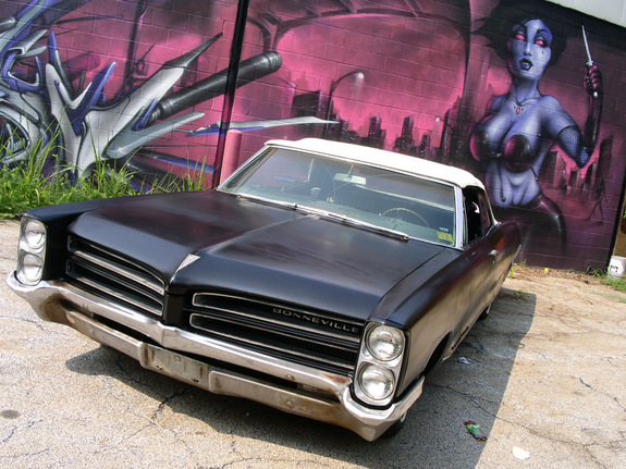 venomoustype 1966 pontiac bonneville specs photos modification info at cardomain. Black Bedroom Furniture Sets. Home Design Ideas