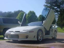 Stealth-Up-In-Ya 1991 Dodge Stealth