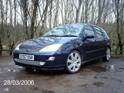 madle 1999 Ford Focus