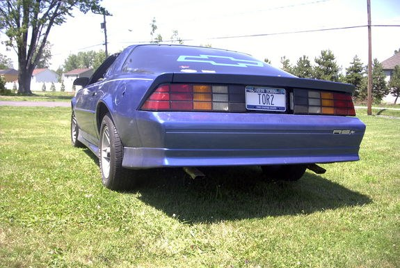 Another tor2191 1991 Chevrolet Camaro post... - 8679479