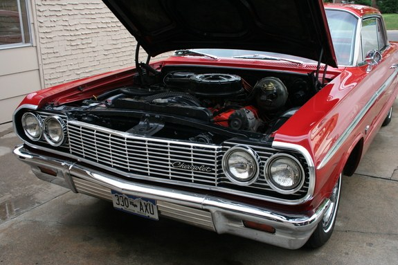Another Shed80 1964 Chevrolet Impala post... - 8687528