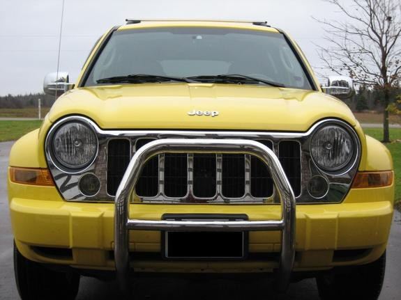 yellowliberty20 2006 Jeep Liberty 8679695