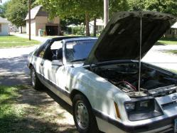 Slaterracings 1985 Ford Mustang