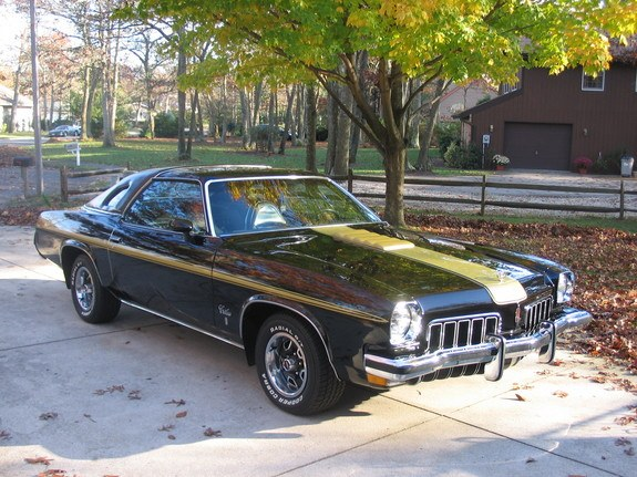 cca40 1973 Oldsmobile Hurst/Olds