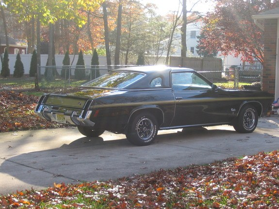 cca40 1973 Oldsmobile Hurst/Olds 9676709