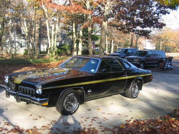 cca40 1973 Oldsmobile Hurst/Olds 9676716