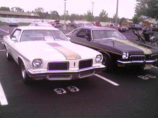 cca40 1973 Oldsmobile Hurst/Olds 9676718