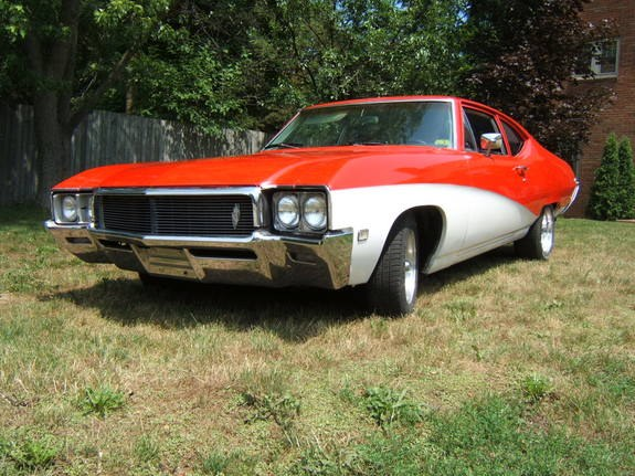 Another ronthemoparman 1968 Buick Special Deluxe post... - 8680709