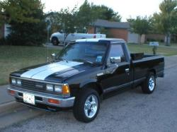 Freakin-Keiths 1985 Nissan Regular Cab