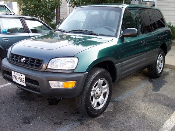 2001sl2 1999 Toyota Rav4 Specs Photos Modification Info