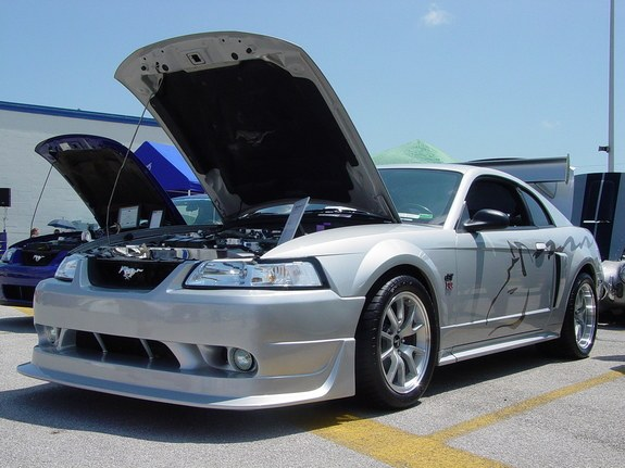 LTZPLA 2000 Ford Mustang 8685231
