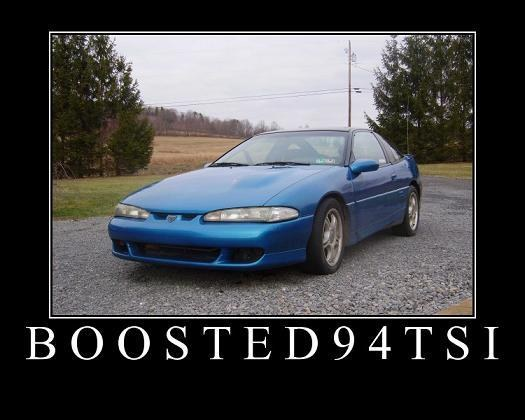 Boosted94tsi S 1994 Eagle Talon In Muncy Pa