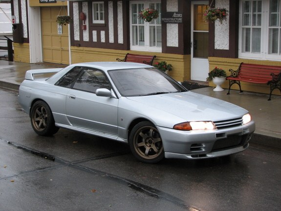 Another donk_316 1991 Nissan Skyline post... - 8687027