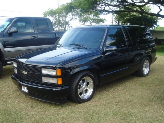 hawaiiangmc 1996 chevrolet tahoe specs photos. Black Bedroom Furniture Sets. Home Design Ideas