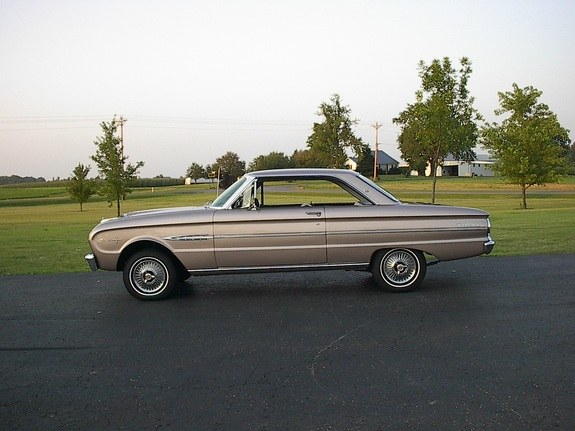Fairlane500Freak 1963 Ford Falcon 8689126