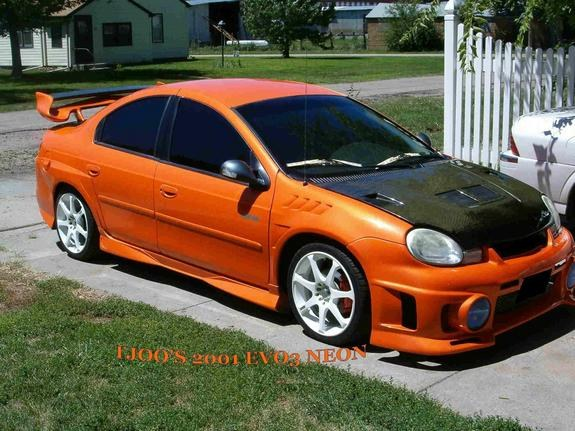 TJOO9 2001 Dodge Neon Specs, Photos, Modification Info at ...