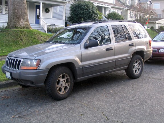 Another cd_dalec 1999 Jeep Grand Cherokee post... - 8870709