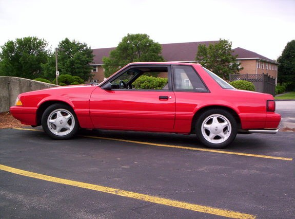 92pony 1992 Ford Mustang Specs Photos Modification Info