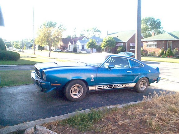 Another gottacobra2 1976 Ford Mustang II post... - 8691462