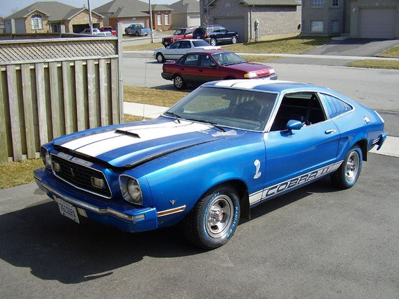 Another gottacobra2 1976 Ford Mustang II post... - 8691465