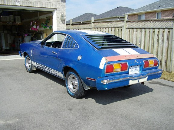 Another gottacobra2 1976 Ford Mustang II post... - 8691466