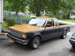 chevygirl222 1990 Chevrolet S10 Regular Cab