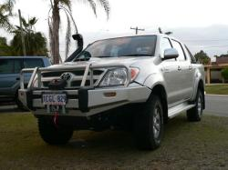 davidjamesreas 2006 Toyota HiLux