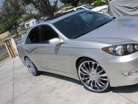 Carlos714 2005 Toyota Camry Specs  Photos  Modification
