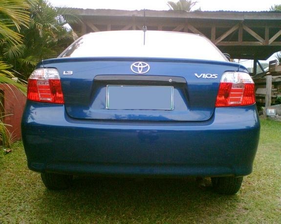 Another martinque 2006 Toyota Vios post... - 8692838