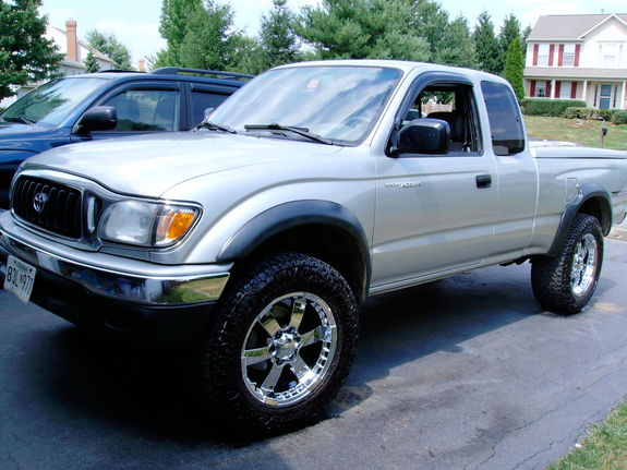 truckin85chevy 2002 toyota tacoma xtra cab specs photos modification info at cardomain. Black Bedroom Furniture Sets. Home Design Ideas