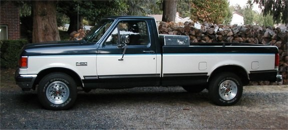 1991 ford f150 4.9 specs