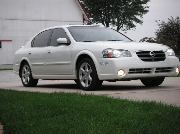 Another tdubs 2002 Nissan Maxima post... - 9073919