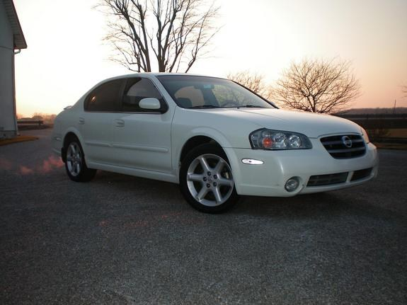 Another tdubs 2002 Nissan Maxima post... - 9073935