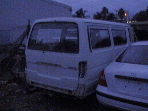Another Snarfty 1990 Toyota HiAce post... - 9694913