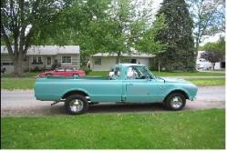 bigbrooks17s 1967 Chevrolet C/K Pick-Up