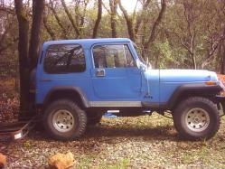 charliefrenchdud 1987 Jeep Wrangler