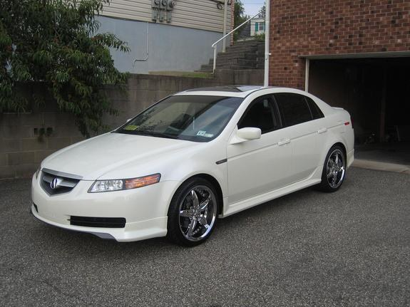 GonzoTib Acura TL Specs Photos Modification Info At CarDomain - Rims for acura tl 2006