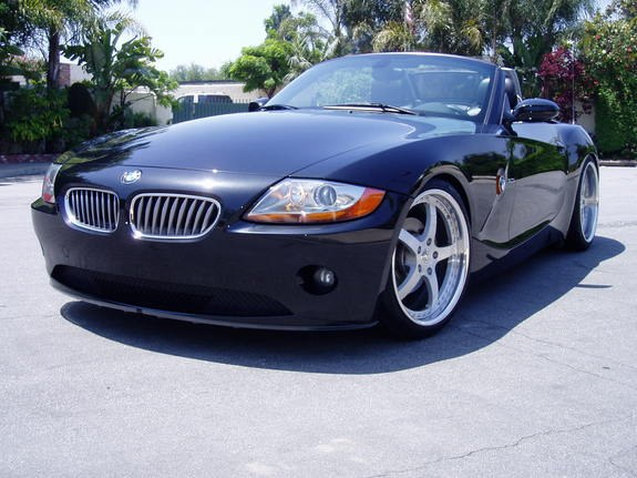 Christian915 2004 Bmw Z4 Specs Photos Modification Info